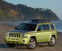 Jeep Patriot Back Country 2008 photos