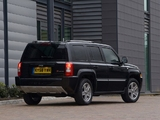 Jeep Patriot S-Limited 2008 pictures