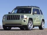 Jeep Patriot EV Concept 2009 images
