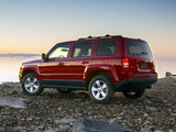 Jeep Patriot 2010 photos