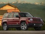Jeep Patriot Freedom Edition (MK) 2012 photos