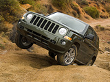 Photos of Jeep Patriot 2007–10