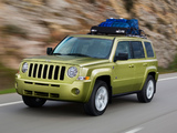 Photos of Jeep Patriot Back Country 2008