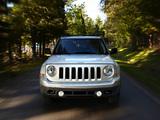 Photos of Jeep Patriot 2010