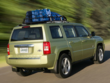 Pictures of Jeep Patriot Back Country 2008