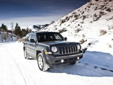 Pictures of Jeep Patriot 2010