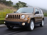 Pictures of Jeep Patriot 70th Anniversary 2011
