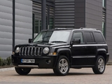 Jeep Patriot S-Limited 2008 wallpapers