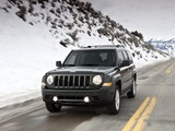 Jeep Patriot 2010 wallpapers