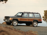 Images of Jeep Wagoneer Limited (XJ) 1984–90
