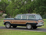 Images of Jeep Grand Wagoneer 1984–85