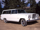 Jeep Wagoneer 2-door 1963–64 pictures