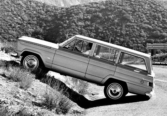 Jeep Wagoneer 4 Door 196364 Pictures