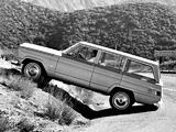 Jeep Wagoneer 4-door 1963–64 pictures