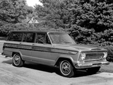 Jeep Super Wagoneer 1966 pictures