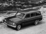 Jeep Wagoneer 1973 images