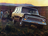 Jeep Wagoneer 1973 photos