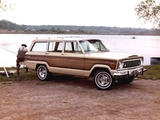 Jeep Wagoneer 1975 pictures