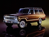 Jeep Wagoneer Limited 1978 photos