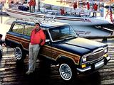 Jeep Wagoneer Limited 1982–83 photos