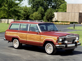 Jeep Grand Wagoneer 1984–85 images