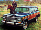 Jeep Grand Wagoneer 1984–85 photos