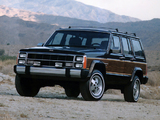 Jeep Wagoneer Limited (XJ) 1984–90 wallpapers