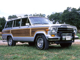 Jeep Grand Wagoneer 1986 images
