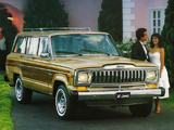 Jeep Grand Wagoneer 1986 wallpapers