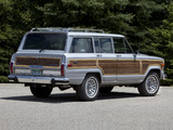 Jeep Grand Wagoneer 1986 wallpapers