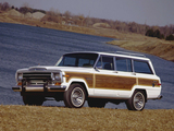 Jeep Grand Wagoneer 1987–91 images