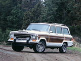 Jeep Grand Wagoneer 1987–91 pictures