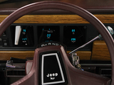 Jeep Wagoneer photos