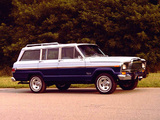 Jeep Wagoneer pictures