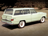 Photos of Jeep Wagoneer 2-door 1963–64