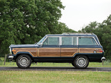 Photos of Jeep Grand Wagoneer 1984–85