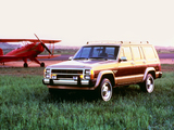 Photos of Jeep Wagoneer Limited (XJ) 1984–90