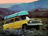 Pictures of Jeep Wagoneer 1973