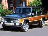Pictures of Jeep Wagoneer Limited (XJ) 1984–90
