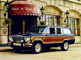 Pictures of Jeep Grand Wagoneer 1986