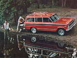 Jeep Wagoneer 1978 wallpapers