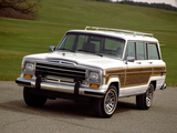 Jeep Grand Wagoneer 1987–91 wallpapers