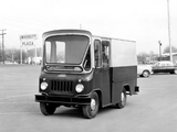 Photos of Willys Jeep FJ-3/FJ-3A Fleetvan 1961–65