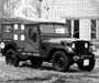 Pictures of Willys M170 Jeep Ambulance 1953–63