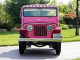 Willys Jeep Surrey (DJ-3A) 1959–64 photos