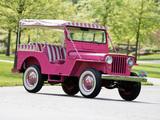 Photos of Willys Jeep Surrey (DJ-3A) 1959–64