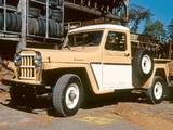 Willys Jeep Truck 1947–65 pictures