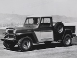 Willys Jeep Truck 1947–65 wallpapers