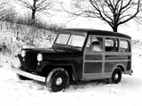 Pictures of Willys Jeep Wagon 1946–65