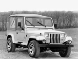 Images of Jeep Wrangler Sahara (YJ) 1992